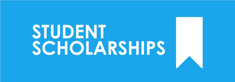 student scholarships blue
