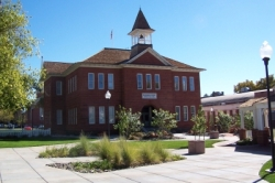 Woodward School Building